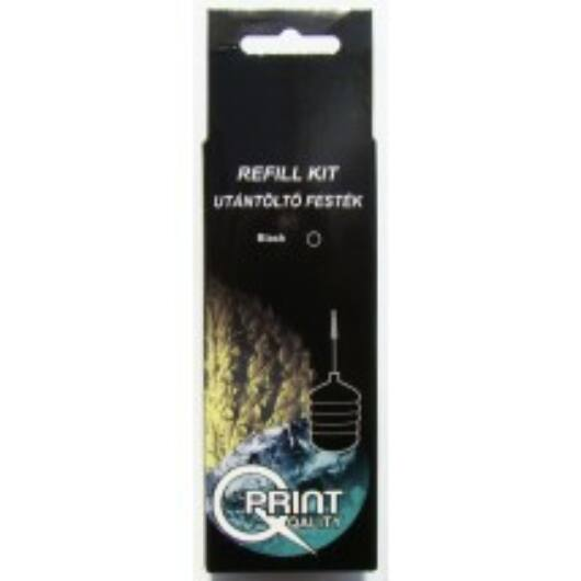 Q-Print Refill 28 Ml Yellow - QREY