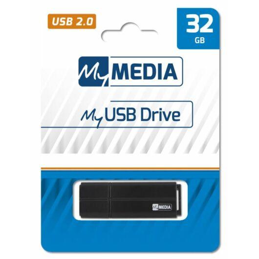 32GB My Media USB 2.0 pendrive