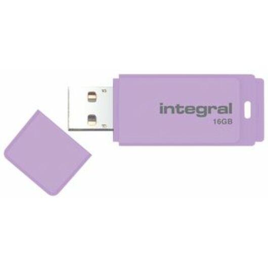 Integral 16GB Pendrive USB 2.0 - Pastel Lavender - INFD16GBPASLH
