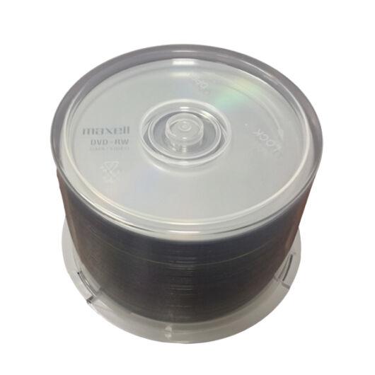 Maxell DVD-RW Lemez - Cake (50) Repack - 275717_30_50
