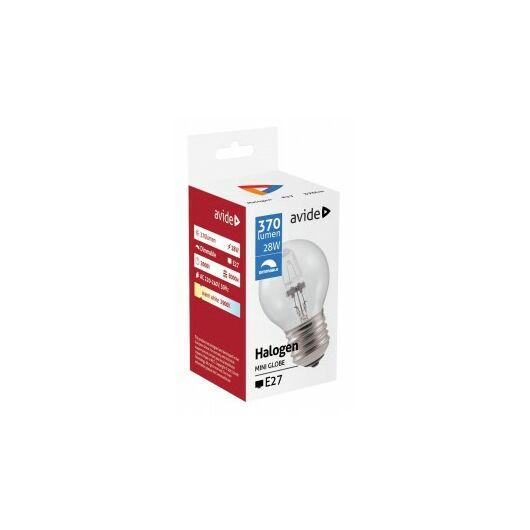 Avide Halogen Classic Mini E27 28W - AT0430_AT1796