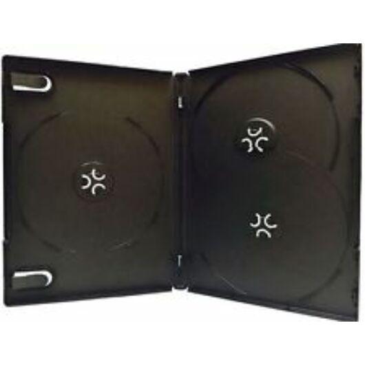DVD-Box 14mm For 3 Black - BOX_15