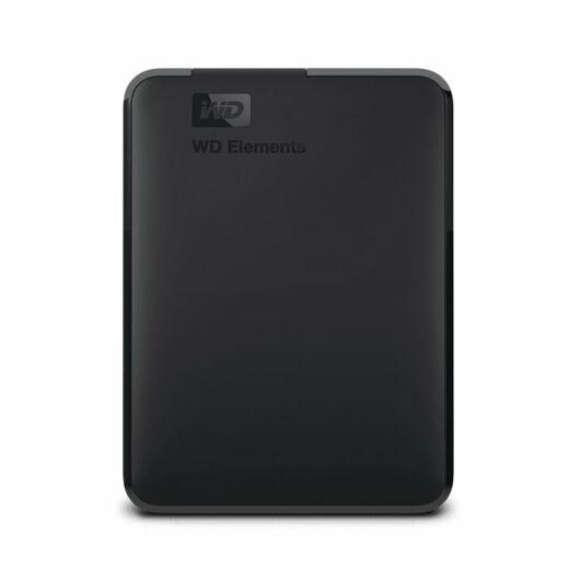WDBU6Y0040BBK-WESN Western Digital Elements Portable 4TB HDD 3.0 Fekete