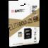 Kép 1/2 - Emtec 32GB microSDHC memóriakártya Class 10 Gold+ (85MB/s. 21MB/s) + adapter - ECMSDM32GHC10GP