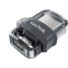 Kép 1/2 - SanDisk Ultra Dual Drive M3.0 128GB Pendrive OTG - USB 3.0 + Micro USB - Android Telefonokhoz, Tabletekhez (SDDD3-128G-G46) - SDDD3_128G_G46